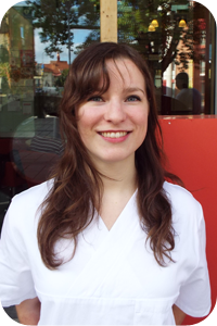 Medicinsk massageterapeut Sara Johansson